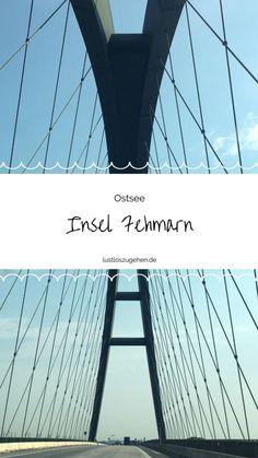 Ein Kurztrip an die Ostsee: Die Insel Fehmarn, ein Kitesurf-Paradies. Fehmarn ist nicht nur für Familien