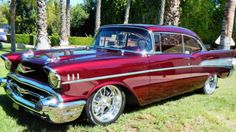 1957 Chevrolet Bel Air two door Hardtop