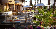 Palm Springs Resort   Rancho Las Palmas