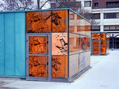 Container office by Old Bags, via Flickr
