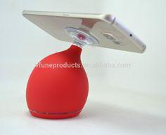 Stereo HiFi Sound Waterproof Bluetooth Speaker Wireless Portable Whale Shape Sucking Bluetooth Speaker with LED Light