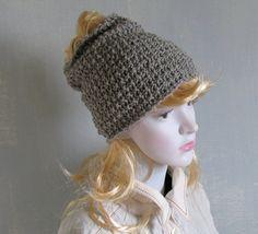 Plain dreadlock tube hat Mens knit headband, wide hair accessory mens hair wrap, dreadlocks cover up, spring summer accessory