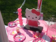 Kids Dream Parties: Mia's- Hello Kitty Party