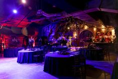 Halloween themed event hosted at The Grounds at Whoa! Studios  #corporateevent #event #business #corporate #auckland #venue #gothic #theme #newzealand #thegroundsnz #thegroundswhoastudios