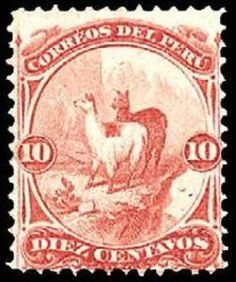 Buy and sell stamps from Peru. Meet other stamp collectors interested in Peru stamps. Peru Llama, Lama Lama, Sell Stamps, Stamp Catalogue, Postage Stamps, Llamas, Camel, Vintage World Maps, Poster