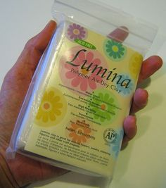 About lumina polymer clay by Camille Young - #Polymer #Clay #Tutorials