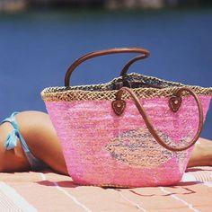 Need a beach bag? @lecabasdanna  #lecabasdanna #beach #pool #handmade #sun #handbag