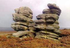 Crow Stones Edge Peak District 3