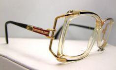 WOW Vintage CAZAL Eyeglasses AMAZING style by ifoundgallery, $145.00