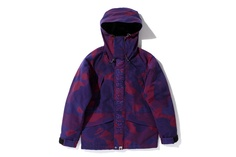 A Bathing Ape 2012 秋冬 ZOOM COLOR CAMO SNOW BOARD JACKET | Hypebeast