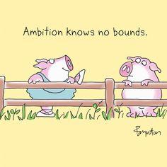 #MondayMotivation. Sandra Boynton: Find your inner artist. Ambition knows no bounds.