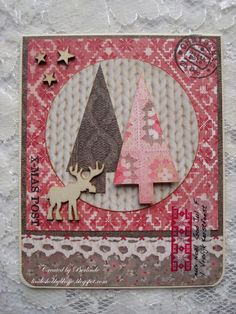 linde's hobbyblogje: xmas card