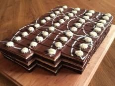 Baking Recipes, Cake Recipes, Dessert Recipes, German Desserts, Mini Tortillas, Czech Recipes, Pie Cake, French Pastries, Wedding Desserts