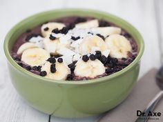 This delicious, easy to make, healthy Blueberry Pudding recipe is sure to be a family favorite!