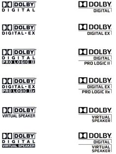 24 Best Dolby images in 2018 | Dolby atmos, Logos, A logo