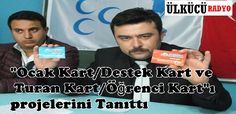 Milas Ülkü Ocakları  Ocak Kart Destek Kart ve Turan Kart Öğrenci Kart ı projelerini Tanıttı