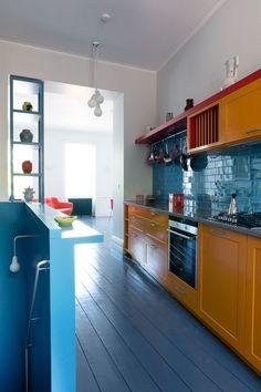 Adam Nathaniel Furman | Reforma de un apartamento | Bristol, Reino Unido |