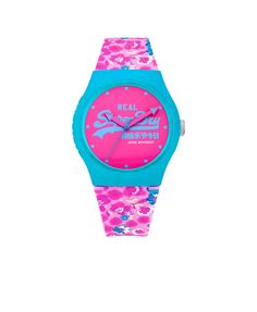 Superdry Urban Floral horloge