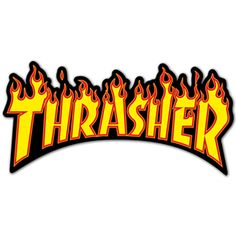 Brand Stickers, Cool Stickers, Printable Stickers, Laptop Stickers, Aesthetic Pastel Wallpaper, Aesthetic Wallpapers, Thrasher Flame, Photographie Indie, Image Deco