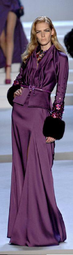 Christian Dior - fall 2007 - John Galliano