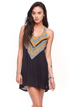 Rip Curl Gypsy Cover Up Dress