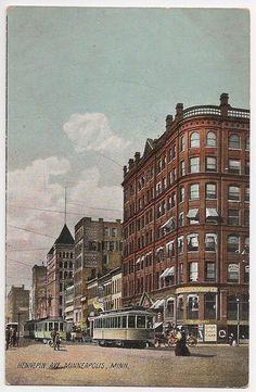 Hennepin Ave, Minneapolis, Minnesota