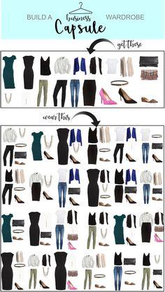 20180122 Capsule Wardrobe – Business
