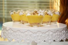 Refined #desserts served in our disposable verrines: https://goo.gl/TQpAGV  Thanks to Galeazzo Import