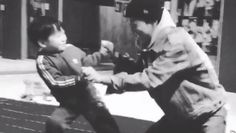 B.A.P's Bang Yong Guk warms hearts with a wrestling match with little kids +  extended preview of '1004 (Angel)' aired on KBS World   allkpo...
