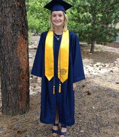 Graduated from Northern Arizona University with a bachelors of science in speech language pathology #naugrad #lumberjacks #NAU by jadeleeper1