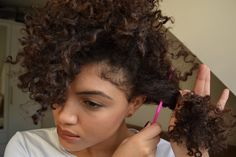 Curly Hair Problems: Some Advices That Go Wrong With Curly Hair