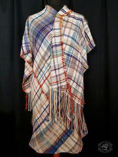 Saori inspired, handspun, handwoven dress Fiber Art, Plaid Scarf, Hand Weaving, Inspired, Inspiration, Dresses, Fashion, Biblical Inspiration, Gowns