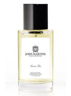 John Martine Essence Aromatique green tea...