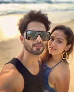 """Shahid Kapoor on Instagram: """"#us"""" Bollywood Couples, Bollywood Stars, Bollywood Celebrities, Bollywood Actress, Bollywood Images, Bollywood Updates, Bollywood Girls, Bollywood News, Misha Kapoor"""