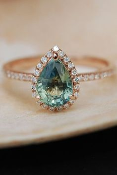 """24 Engagement Rings That Will Make You Say, """"I Do!"""" - Reverie"""