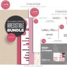 Irresistible | bundle - digital kit collection