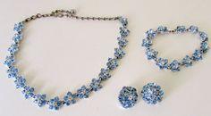 Charel Rhinestone Bridal Necklace Choker by nanascottagehouse
