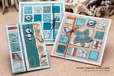 2H1692 Castaway Inchies Cards