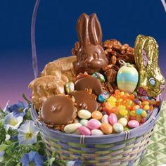 Adult Easter Basket of Sweets, Large
