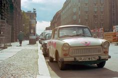 Although not a masterpiece of engineering, the Trabant enjoys the status of an automotive icon...