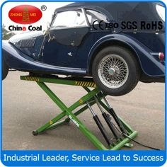 hydraulic car lift   Electric Scissor Lift electric mini scissor lift