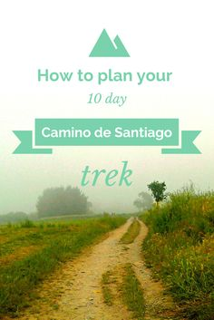 One of my favorite trips ever was my 10 day Camino de Santiago in Northern Spain. Here's how you can plan one too! #spain #caminodesantiago