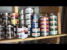 What Can You Preserve - a tour through Bexar Prepper's storage area and a list of all that she cans and dehydrates