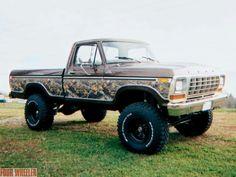 It'd be pretty cool if it wasn't a ford...