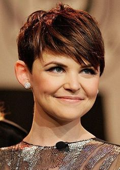 Image result for pixie haircut ginnifer goodwin