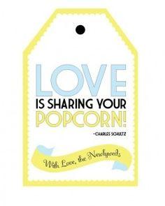 Quotes About Popcorn. QuotesGram