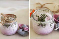 Its Tub Time! 15 Soothing DIY Bath Salts via Brit + Co