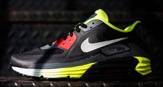 Nike Air Max Lunar90 Black/Volt