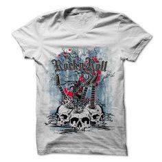 Rock N Roll T-shirt - #hoodie pattern #black sweater. CHECKOUT => https://www.sunfrog.com/Music/Rock-N-Roll-T-shirt-30828762-Guys.html?68278