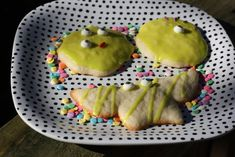 Spook-tacular Cookies from @Kate Scarlata #glutenfree and FODMAPs friendly.